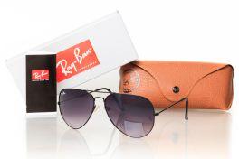 Солнцезащитные очки, Ray Ban Aviator 3026grey-b