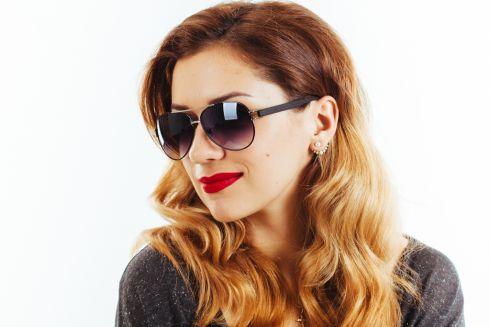 Женские очки капли 1109c15
