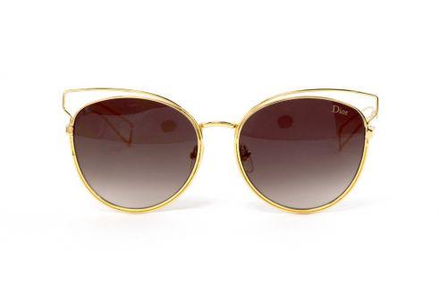 Женские очки Dior cideral2-br-gold-w